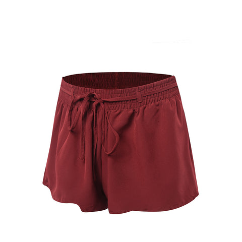 Relax Fit Flare Running Gym Shorts