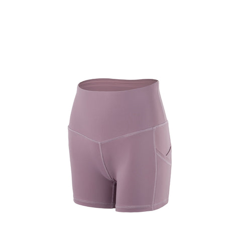 "Core Control Pocket 4"" Yoga Shorts"