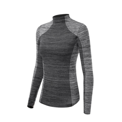 Compression Long Sleeve Sports Top Base