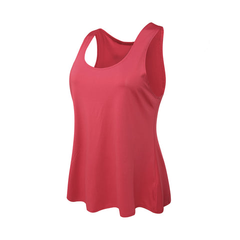 2-way Open Back Active Gym Tank Top