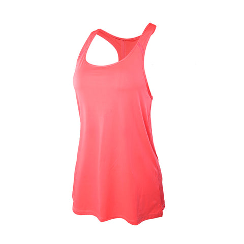 Mesh Detail Racerback Gym Sports Tank