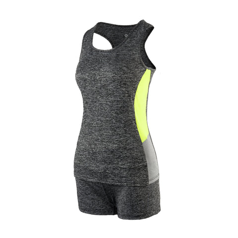 Combat Tank Top & Shorts Active Set