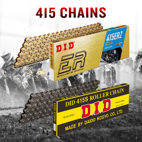 415 Chains have Arrived