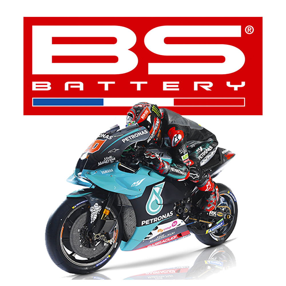 BS Battery Supports French Riders in MotoGP & WSSP