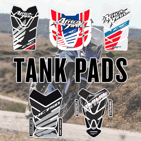 New to Chains & Sprockets - Tank Pads