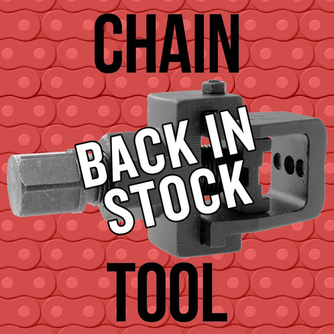DID Style Chain Breaker Tool - BACK IN STOCK!