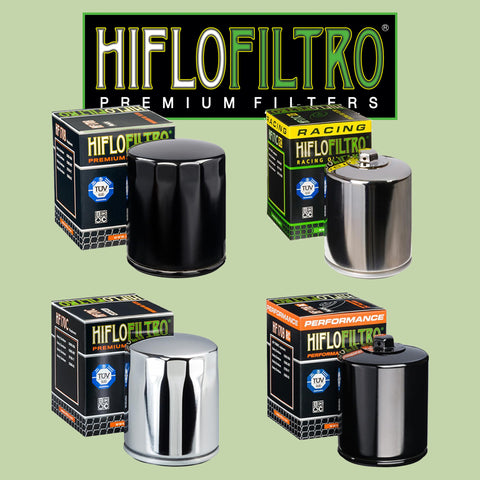 New Hiflo Filters - Chrome & Black Gloss Filters ✨