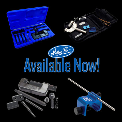 Motion Pro Chain Tools - Available Now!