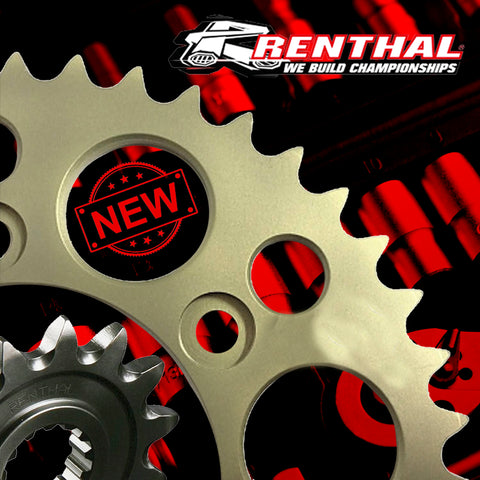 Chains & Sprockets Introduce Renthal Chainwheels!