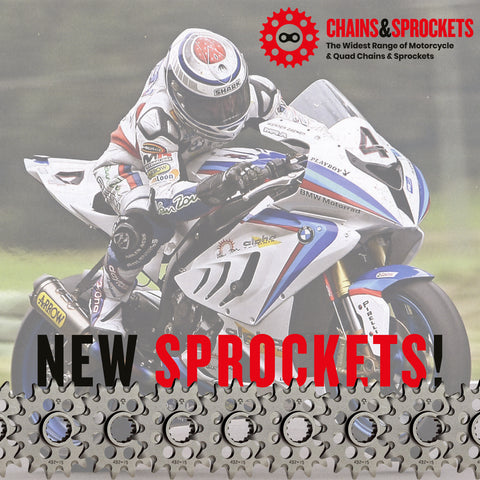 2018 / 2019 Sprocket Fitment