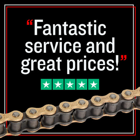 Chains & Sprockets - More Fantastic Feedback!