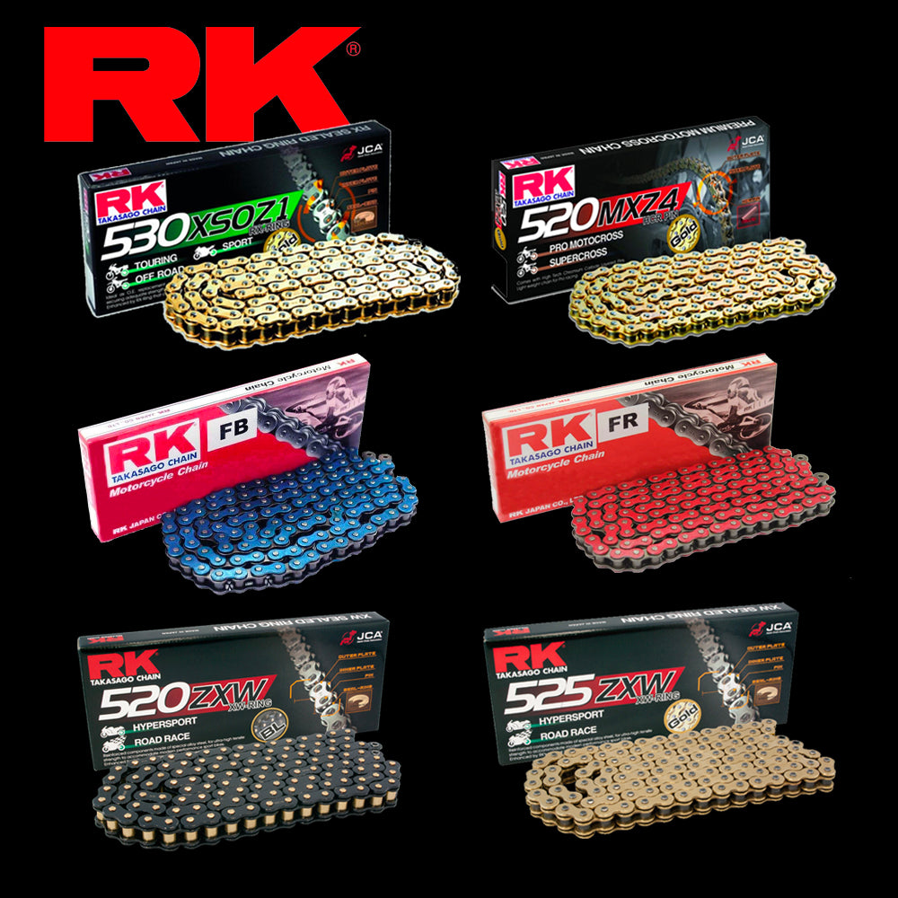 RK Chain - The Choice of Champions