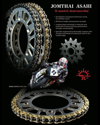 JT Sprockets  World's No. 1 Aftermarket Sprocket Manufacturer