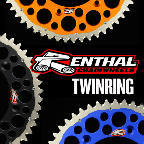 NEW: Renthal Twinring Rear Chainwheels