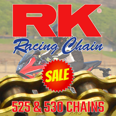 RK Chain SALE!
