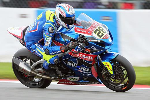 JT Hiflo Sponsored Race Motorcycle