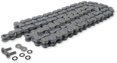 JT Steel Heavy Duty X-Ring Chain 530 X1R 108 Links with Rivet Link