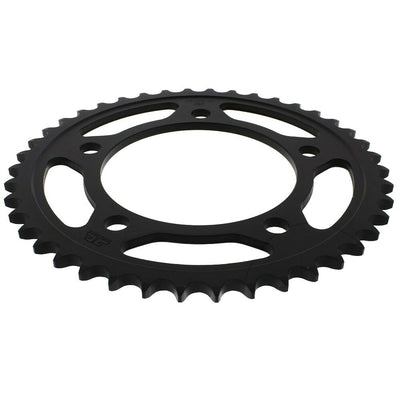 JTR1304 Black Edition Induction Hardened ZBK Motorcycle Sprocket 42 Teeth (JTR 1304.42)