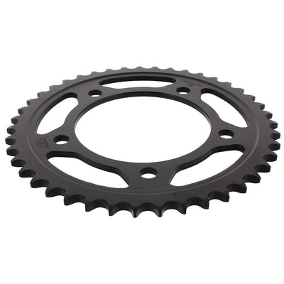 JTR1304 Black Edition Induction Hardened ZBK Motorcycle Sprocket 43 Teeth (JTR 1304.43)