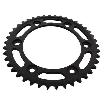 JTR1306 Black Edition Induction Hardened ZBK Motorcycle Sprocket 42 Teeth (JTR 1306.42)