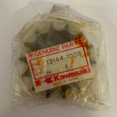 Kawasaki Genuine Front Sprocket 13144-1005 NOS 14 Teeth