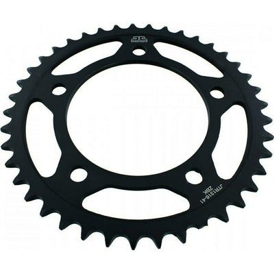 JTR1316 Black Edition Induction Hardened ZBK Motorcycle Sprocket 41 Teeth (JTR 1316.41)