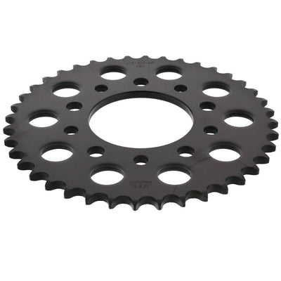 JTR1332 Black Edition Induction Hardened ZBK Motorcycle Sprocket 40 Teeth (JTR 1332.40)