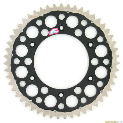 Renthal 224-520-50 Black Twinring Rear Chainwheel 50 Teeth (897.50)