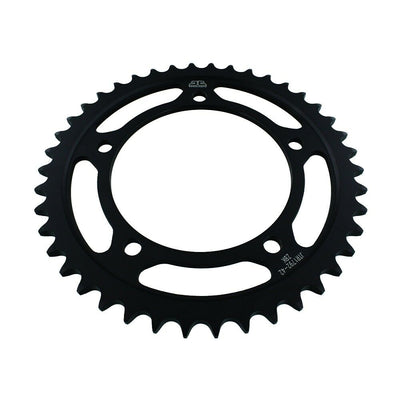 JTR1792 Black Edition Induction Hardened ZBK Motorcycle Sprocket 42 Teeth (JTR 1792.42)