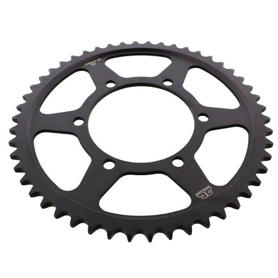 JTR2014 Black Edition Induction Hardened ZBK Motorcycle Sprocket 50 Teeth (JTR 2014.50)