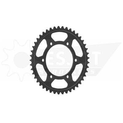 29037-43 Black Steel Esjot Rear Drive Sprocket 43 Teeth (1876.43)