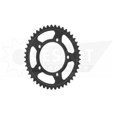 29042-45 Black Steel Esjot Rear Drive Sprocket 45 Teeth (7.45)