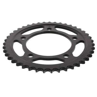 JTR302 Black Edition Induction Hardened ZBK Motorcycle Sprocket 43 Teeth (JTR 302.43)