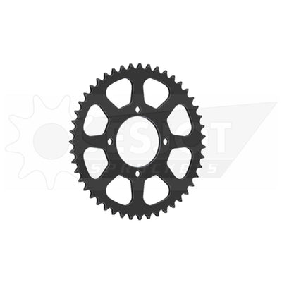 32036-47 Black Steel Esjot Rear Drive Sprocket 47 Teeth (819.47)