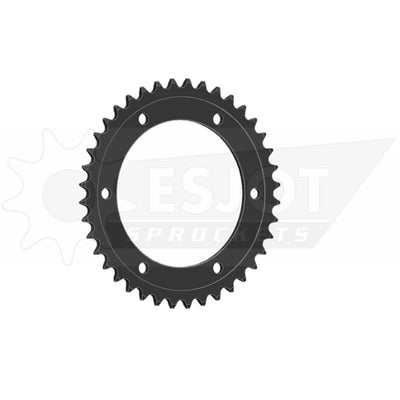 32047-40 Black Steel Esjot Rear Drive Sprocket 40 Teeth (472.40)