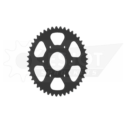 32147-45 Black Steel Esjot Rear Drive Sprocket 45 Teeth (890.45)