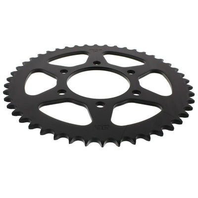 JTR478 Black Edition Induction Hardened ZBK Motorcycle Sprocket 46 Teeth (JTR 478.46)