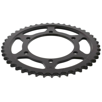 JTR479 Black Edition Induction Hardened ZBK Motorcycle Sprocket 45 Teeth (JTR 479.45)