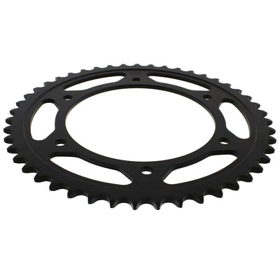 JTR5 Black Edition Induction Hardened ZBK Motorcycle Sprocket 47 Teeth (JTR 5.47)