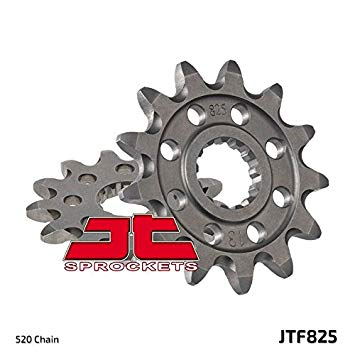 JTF825 Front Drive Motorcycle Sprocket Self Cleaning 13 Teeth (JTF 825.13)