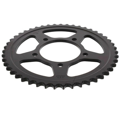 JTR829 Black Edition Induction Hardened ZBK Motorcycle Sprocket 47 Teeth (JTR 829.47)