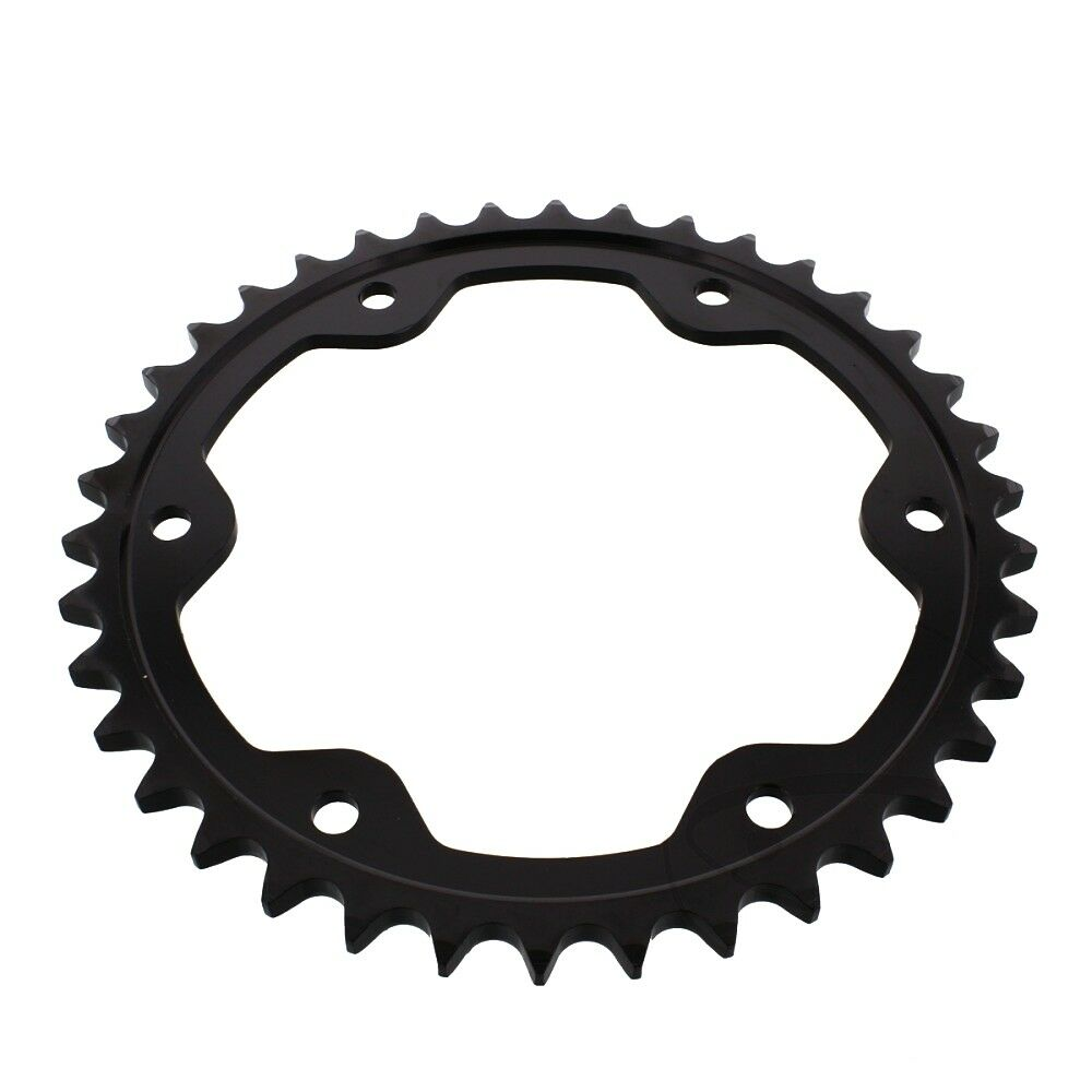 JTR893 Black Edition Induction Hardened ZBK Motorcycle Sprocket 38 Teeth (JTR 893.38)