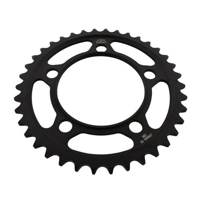 JTR898 Black Edition Induction Hardened ZBK Motorcycle Sprocket 41 Teeth (JTR 898.41)