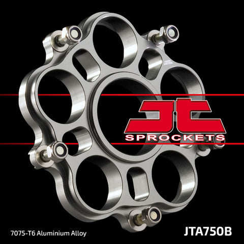 JTA750B Aluminium Alloy Ducati Rear Racing Motorcycle Sprocket Carrier (JTA 750B)