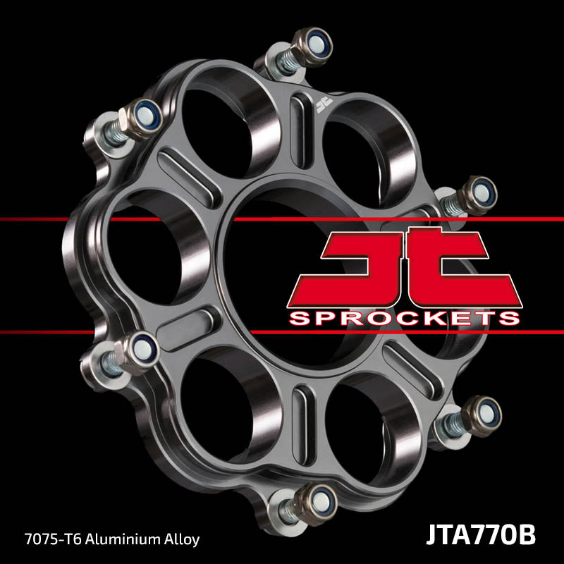 JT770B Aluminium Alloy Ducati Rear Racing Motorcycle Sprocket Carrier (JTA 770B)