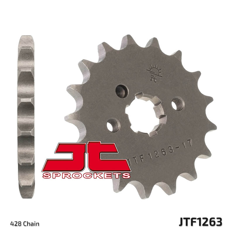 Front Motorcycle Sprocket for Yamaha_FZR250 EXUP_89-present, Yamaha_FZR250 Fazer_, Yamaha_FZR250 Genesis_89-present
