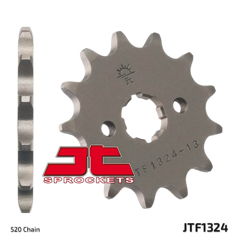 Front Motorcycle Sprocket for Honda_TRX200 Fourtrax D_90-97, Honda_TRX200 SX Fourtrax_86-88