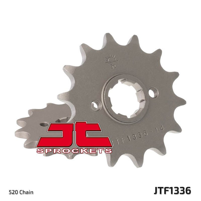 Front Motorcycle Sprocket for Honda_ATC350 X_85, Honda_ATC350 X_86