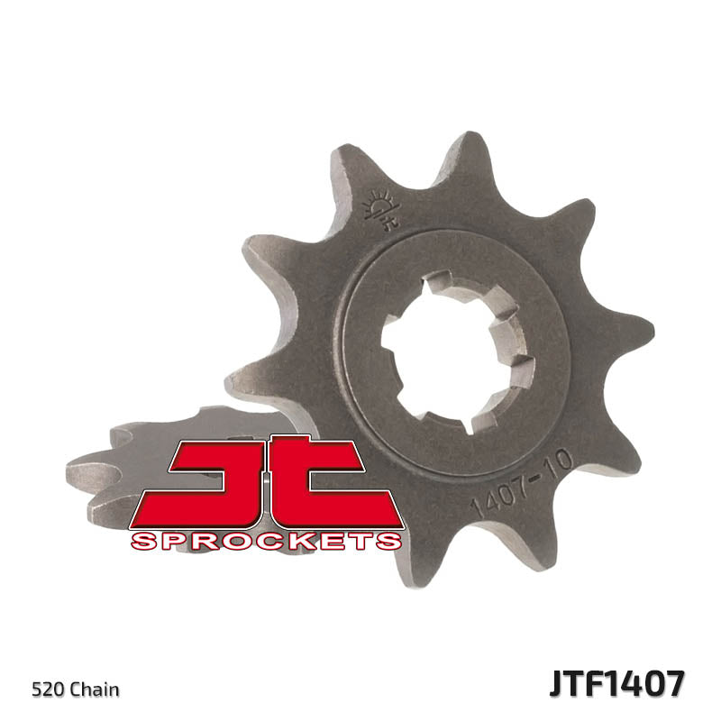 Front Motorcycle Sprocket for Suzuki_LT80 Quadsport_89-06