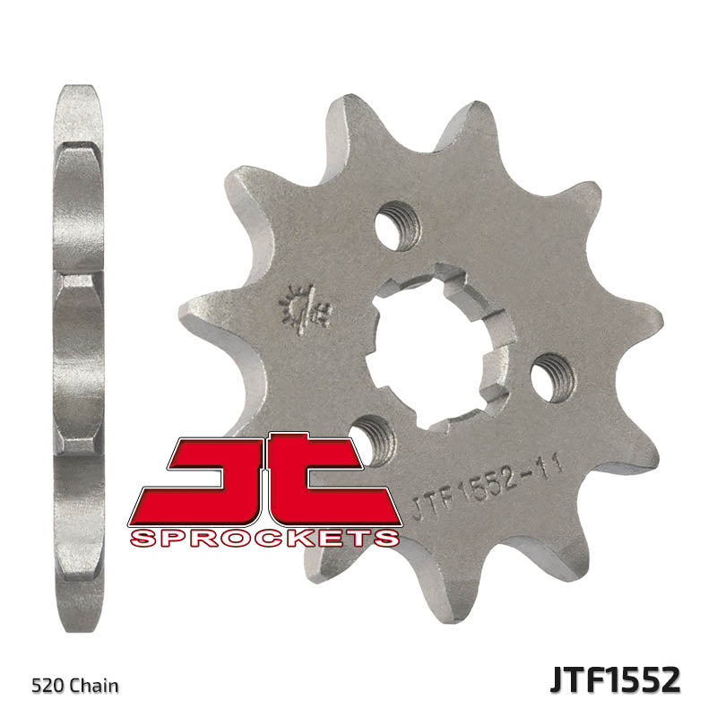 Front Motorcycle Sprocket for Yamaha_YTM200 K L N (Tri Moto)_83-85